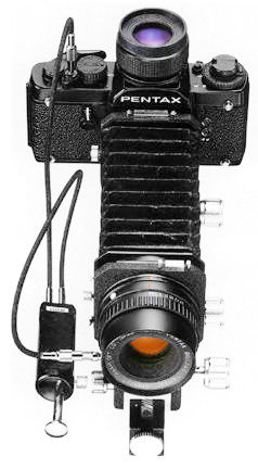 Pentax LX - Its Macro/Close-Up Photography Capabilities